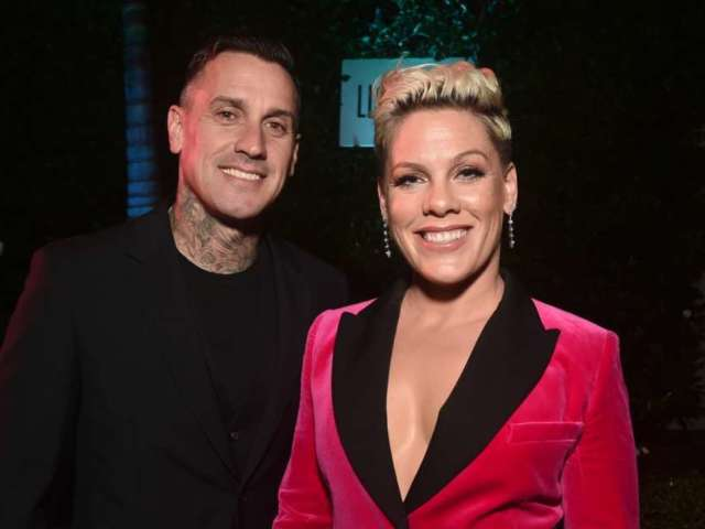Pink Reveals Husband Carey Hart Was Hospitalized and Underwent Surgery
