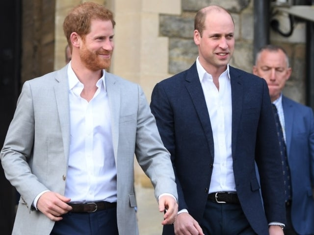 Prince William and Harry Make Rare Joint Statement Regarding Plans to Honor Late Mother Princess Diana