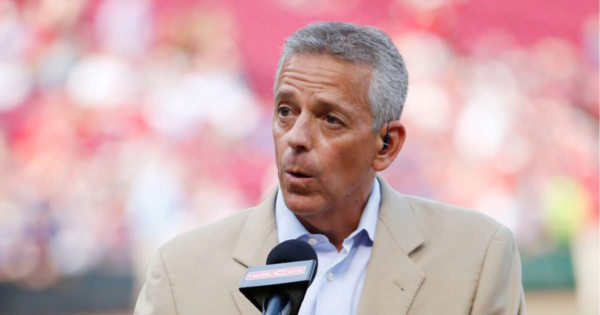 Red announcer Thom Brennaman suspended homophobic slur on air