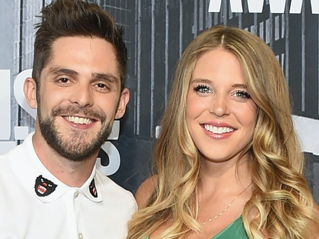 Thomas Rhett and Wife Lauren Akins Planning to Have 'At Least 5 or 6' Kids