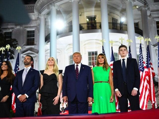 Donald Trump's Family Spending Thanksgiving at Camp David Rubs Many the Wrong Way