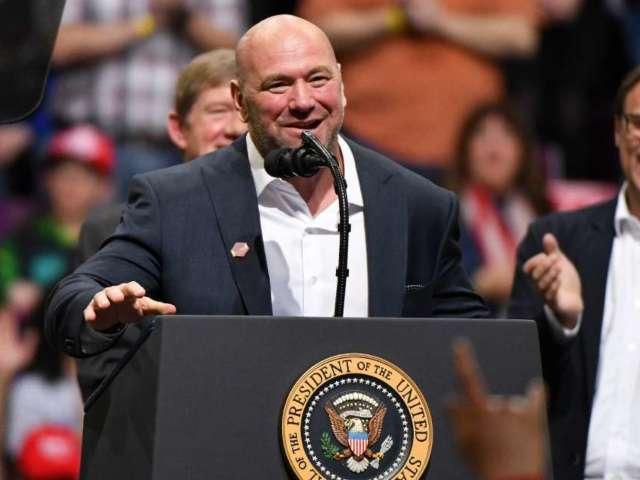 RNC 2020: UFC President Dana White Speaks at Event