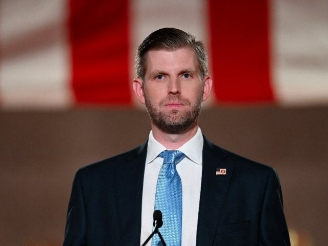 Eric Trump Tells Father to 'Make Uncle Robert Proud' in RNC Speech