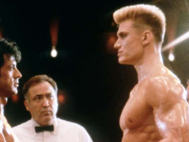 'Rocky IV' Director's Cut Coming Soon From Sylvester Stallone