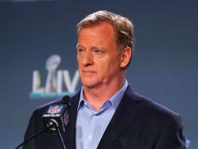 Roger Goodell Wishes He Had 'Listened Earlier' to Colin Kaepernick on Kneeling During National Anthem