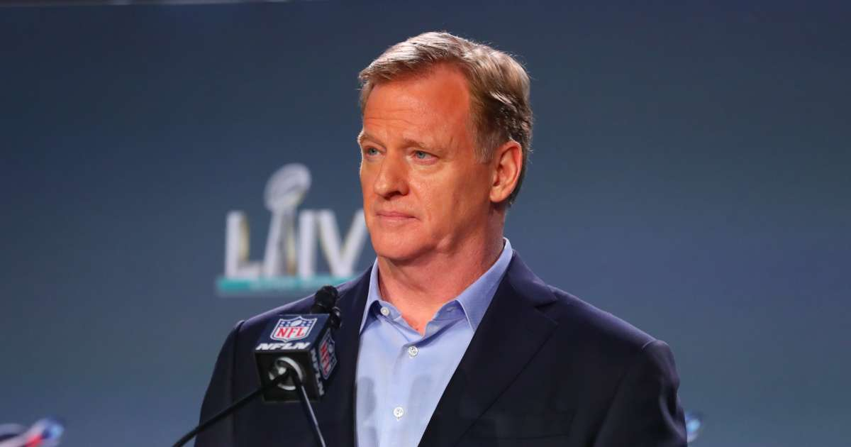 Roger Goodell Colin Kaepernick kneeling national anthem listened earlier