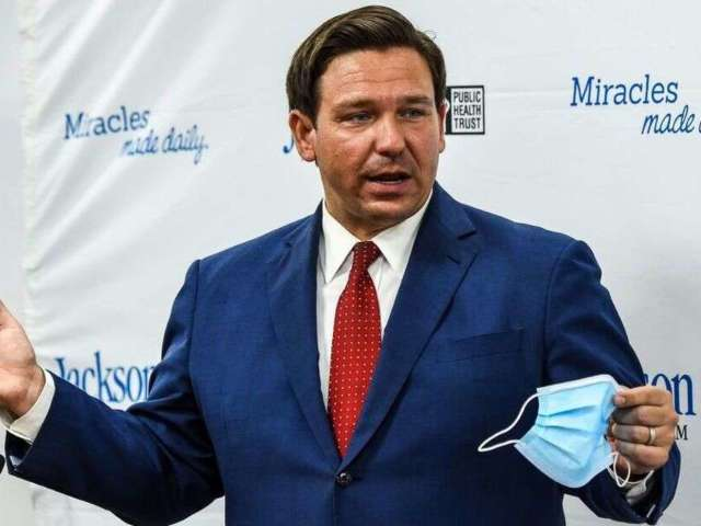 Unemployment: Florida Governor Ron DeSantis Admits System Had 'Pointless Roadblocks' to Discourage Access