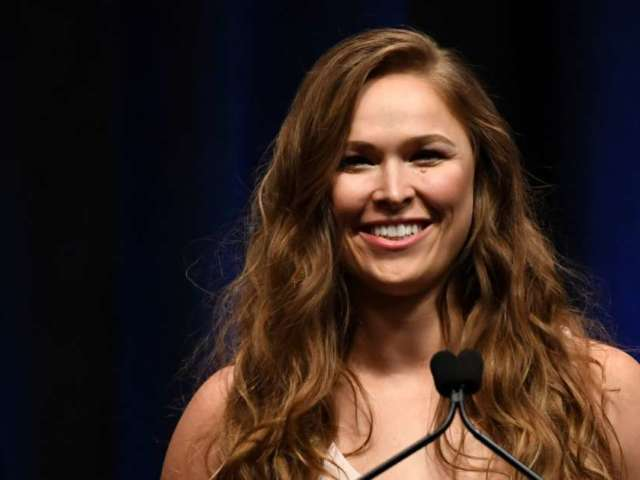 Ronda Rousey Reveals Rough Injuries After Bailing During Bike Ride