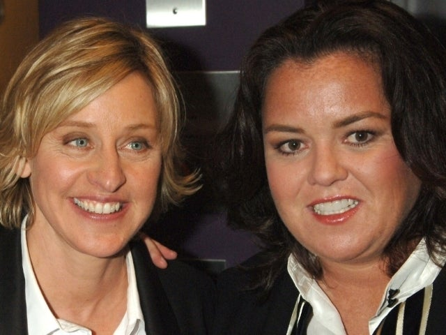 Rosie O'Donnell Says She Has 'Compassion' for Ellen DeGeneres Amid Controversy