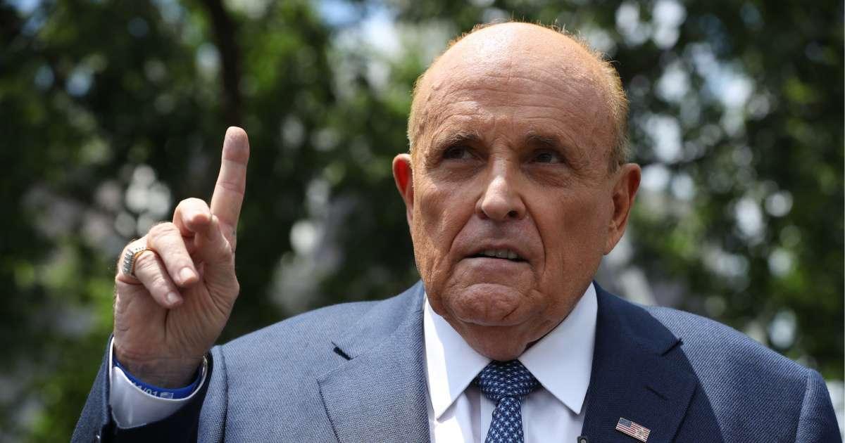 Rudy Giuliani calls out Doc Rivers Jacob Blake shooting
