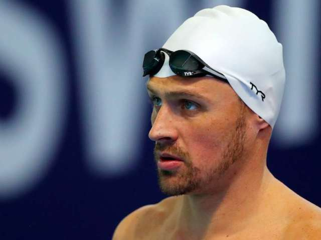 Ryan Lochte Hospitalized for Appendicitis, Undergoes Surgery
