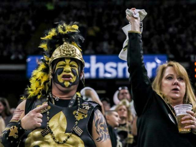 Saints Will Not Include Fans at 2020 Opener, Could Play Empty Stadium Into October