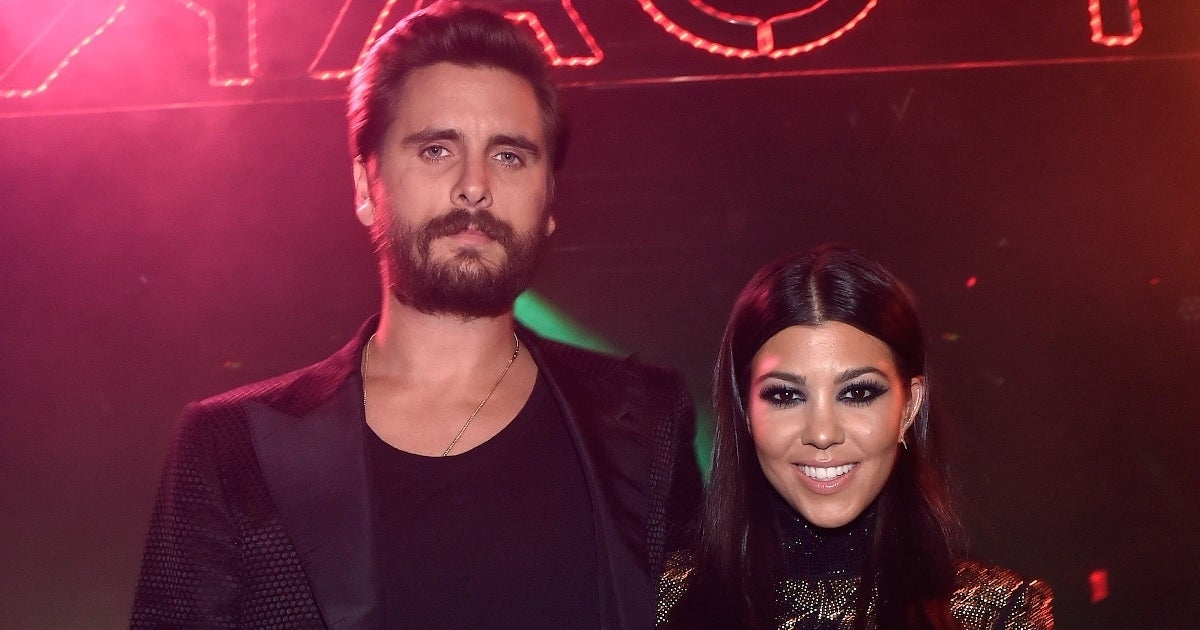scott disick kourtney kardashian getty images