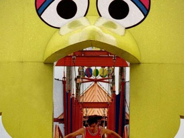 Man Punches Teenage 'Sesame Street' Theme Park Worker After Refusing to Wear Face Mask