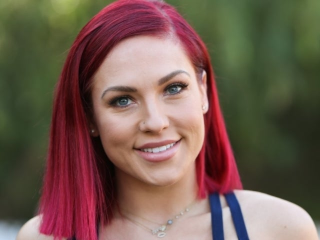 'Dancing With the Stars': Sharna Burgess Returns to Ballroom for Season 29