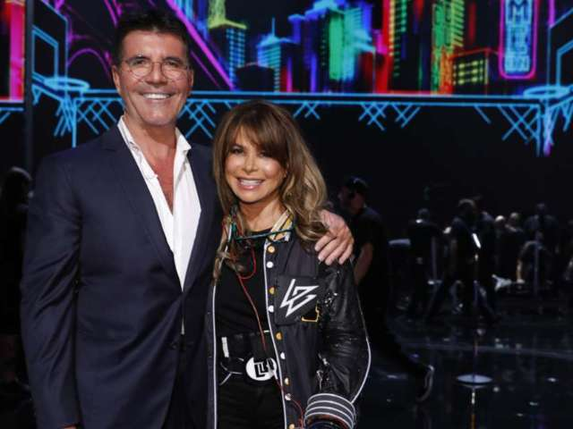 Simon Cowell's 'American Idol' Co-Star Paula Abdul Speaks out Following His Accident