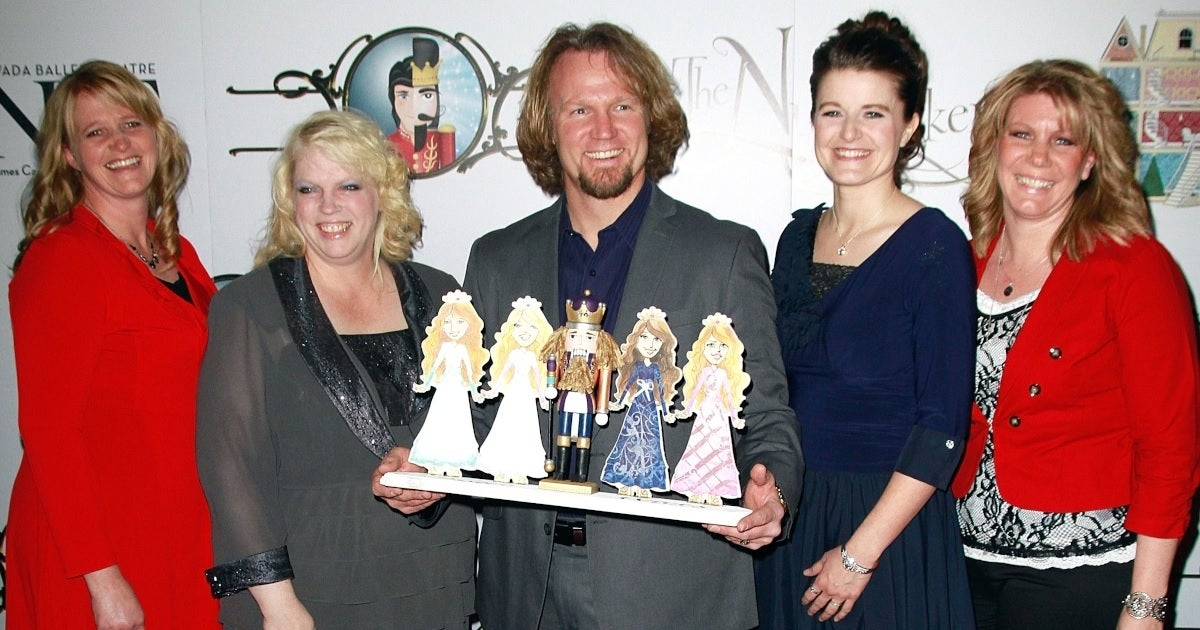 sister wives cast getty images