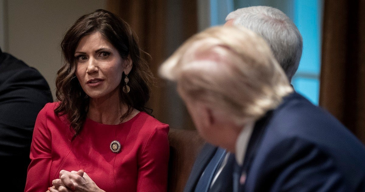 south-dakota-governor-kristi-noem-getty