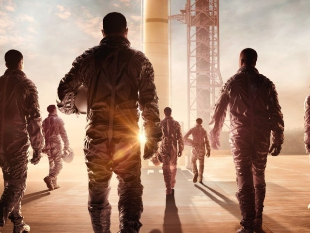 'The Right Stuff' Series Trailer Counts Down to Blast off This October on Disney+