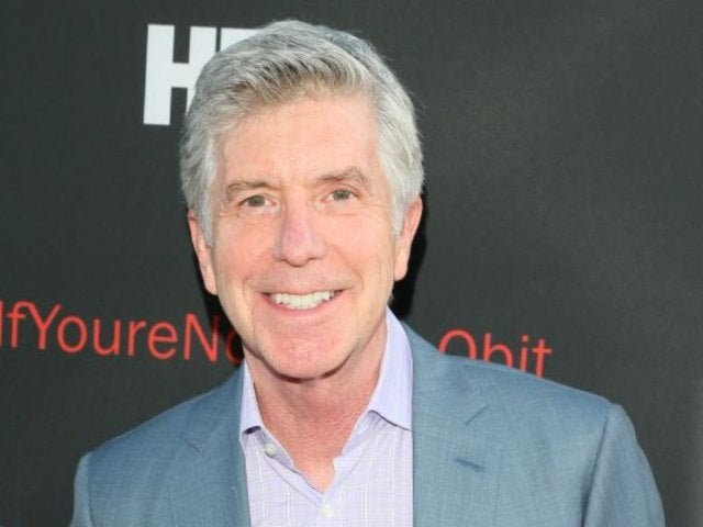 'Dancing With the Stars' Alum Tom Bergeron Passes out on Bench in Hilarious Hiking Photo