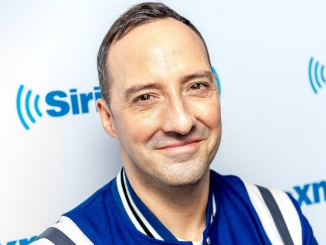 'VEEP' Star Tony Hale Describes Playing Double Duty in Hulu's Adaptation of 'The Mysterious Benedict Society' (Exclusive)
