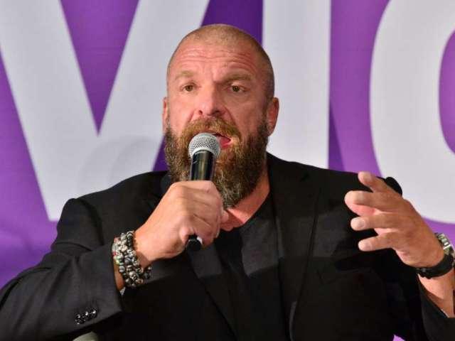 WWE: Triple H Speaks out on Velveteen Dream Explicit Photo Allegations