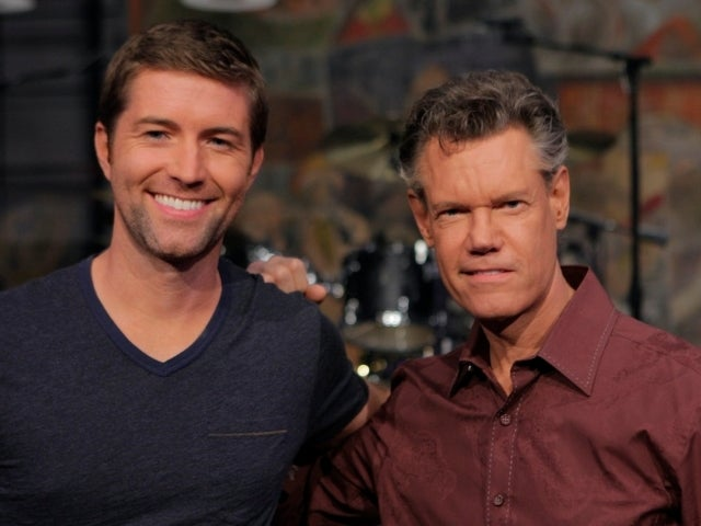 Josh Turner Says Recording With Randy Travis Was a 'Pretty Emotional, Bittersweet Moment'