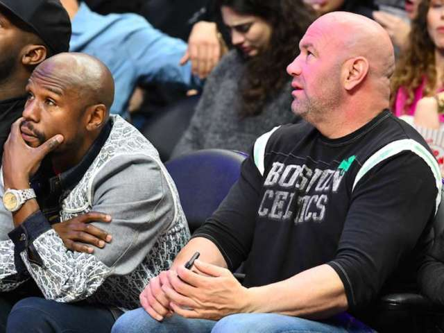 Floyd Mayweather UFC Fight Is 'Very Possible,' Dana White Says