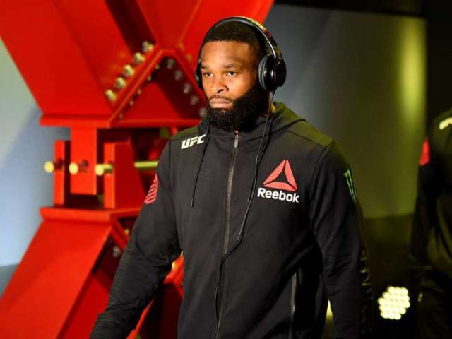 UFC Star Tyron Woodley Stirs Social Media After Stating He Doesn't Think Donald Trump Is Racist