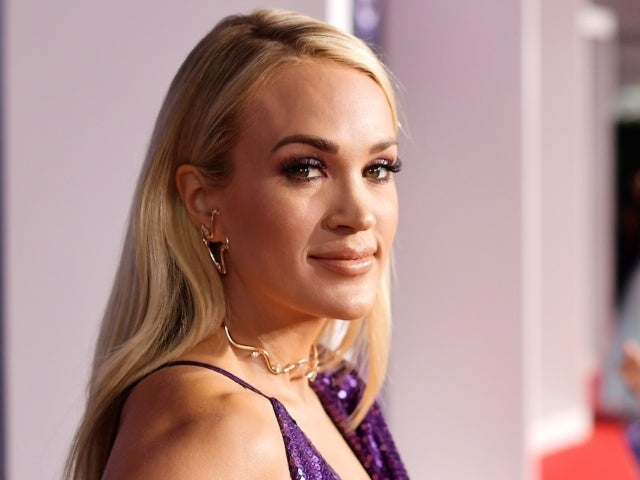 Carrie Underwood Is Hard at Work in New Photo Teasing New CALIA Designs