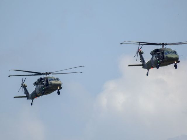 6 Americans Killed in Military Helicopter Crash in Egypt
