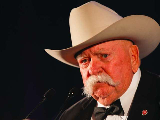 'The Natural' Fans Remember Wilford Brimley, Who Played Pop Fisher