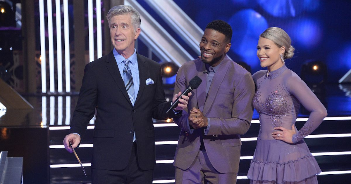 witney-carson-kel-mitchell-tom-bergeron-getty