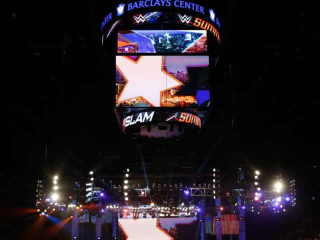 WWE Reportedly Finds Host City for SummerSlam
