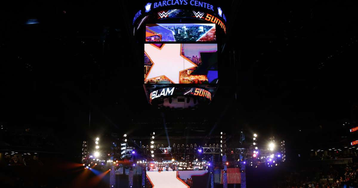WWE finds host location SummerSlam