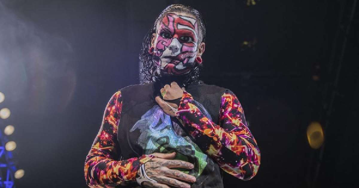 WWE Jeff Hardy Intercontinental Championship fans losing