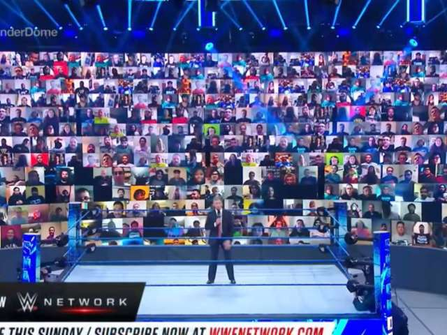 WWE Issues Statement After Virtual Fan Posts KKK Image in ThunderDome During 'Raw'