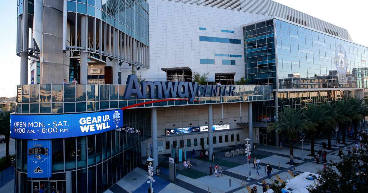 WWE Thunderdome Amway Center social media reaction
