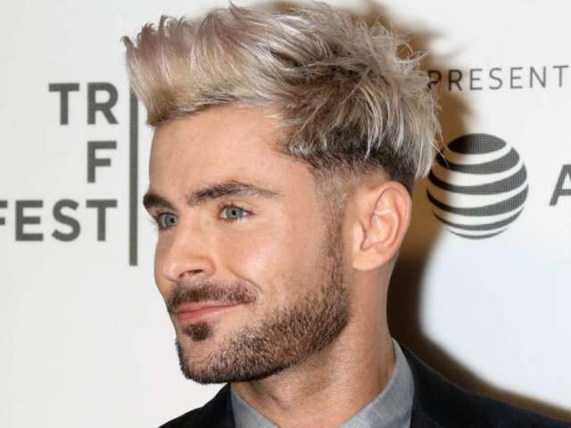 Zac Efron Shocks Fans With New Mullet Hairstyle