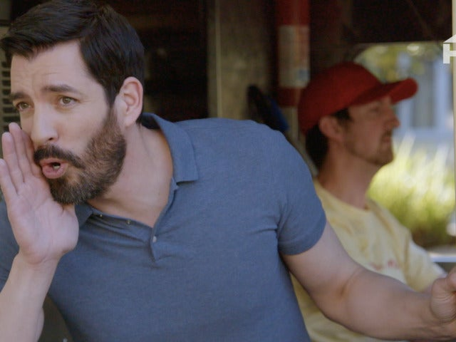 'Brother Vs. Brother': Drew Scott Pulls off Ice Cream Truck Prank on Twin Jonathan in Preview Clip