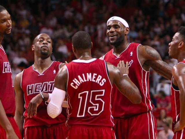 Miami Heat's 2010–11 Team: Where Are They Now?