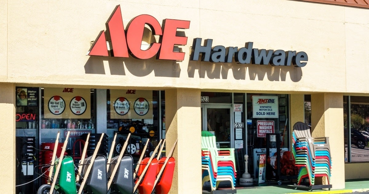 ace hardware getty images