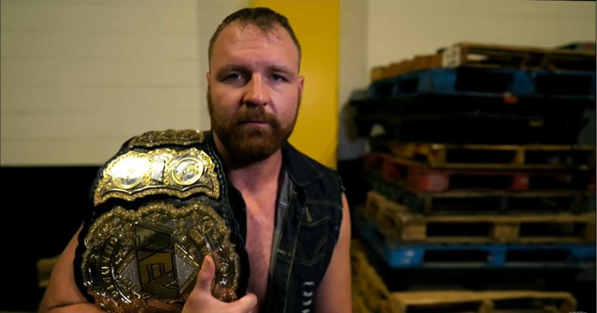 AEW All Out How to Watch Jon Moxley