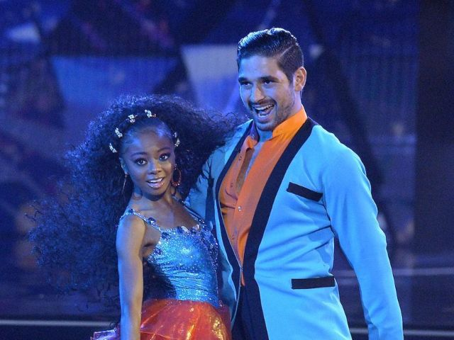 Skai Jackson Reacts to Shocking 'Dancing With the Stars' Semifinals Elimination