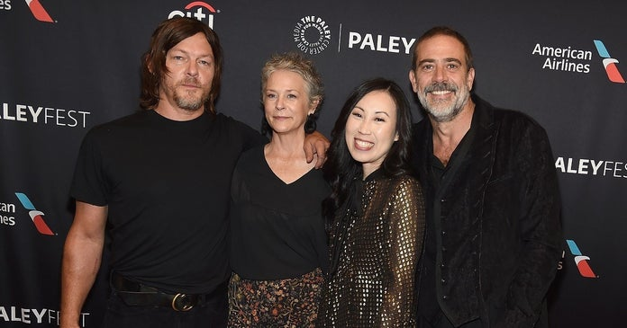 angela-kang-walking-dead-cast-getty