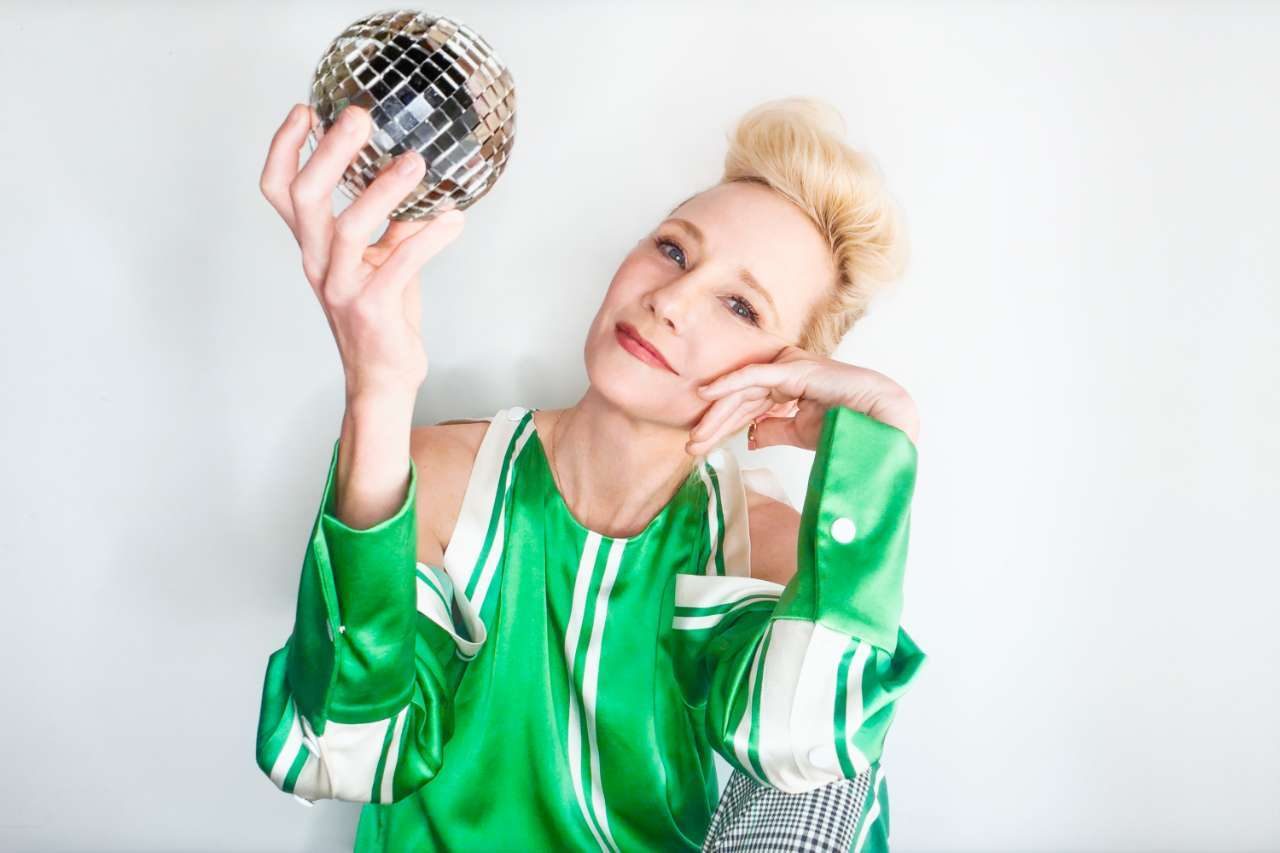 Anne Heche DWTS
