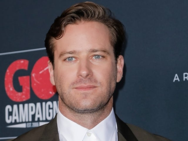 Armie Hammer Joins Paramount+'s 'The Godfather' Series