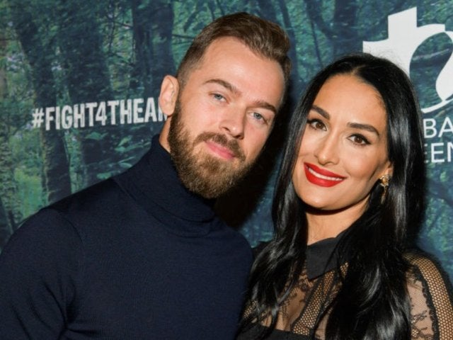 How Nikki Bella and Artem Chigvintsev Plan on Including Son Matteo in Their Wedding