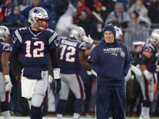 Bill Belichick Says He Hasn't Watched Tom Brady With Buccaneers This Season