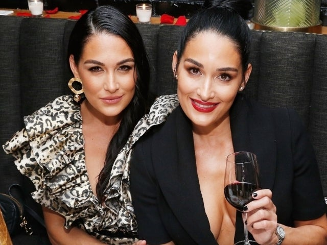 Nikki and Brie Bella Melt Hearts With Adorable Newborn Cousins Photoshoot